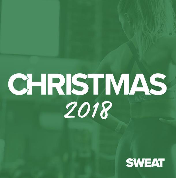 Sweat Christmas Playlist