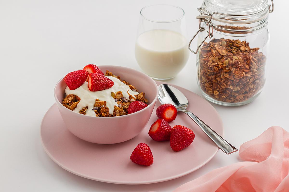Healthy Cacao & Coconut Granola Recipe