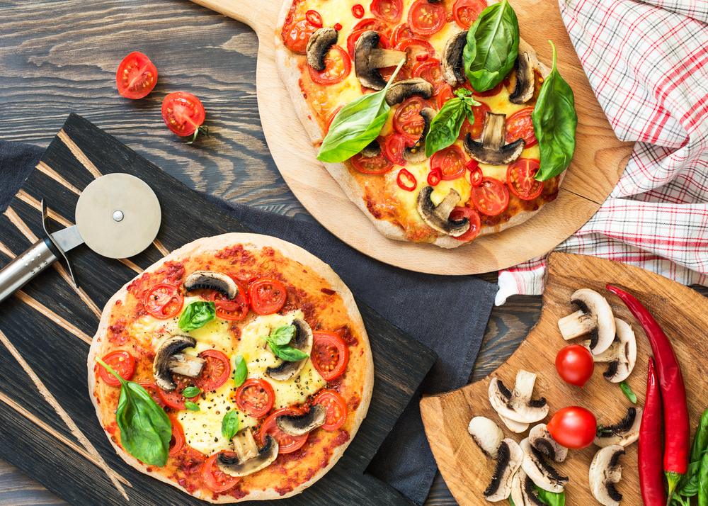 3 Healthy Pizza Toppings