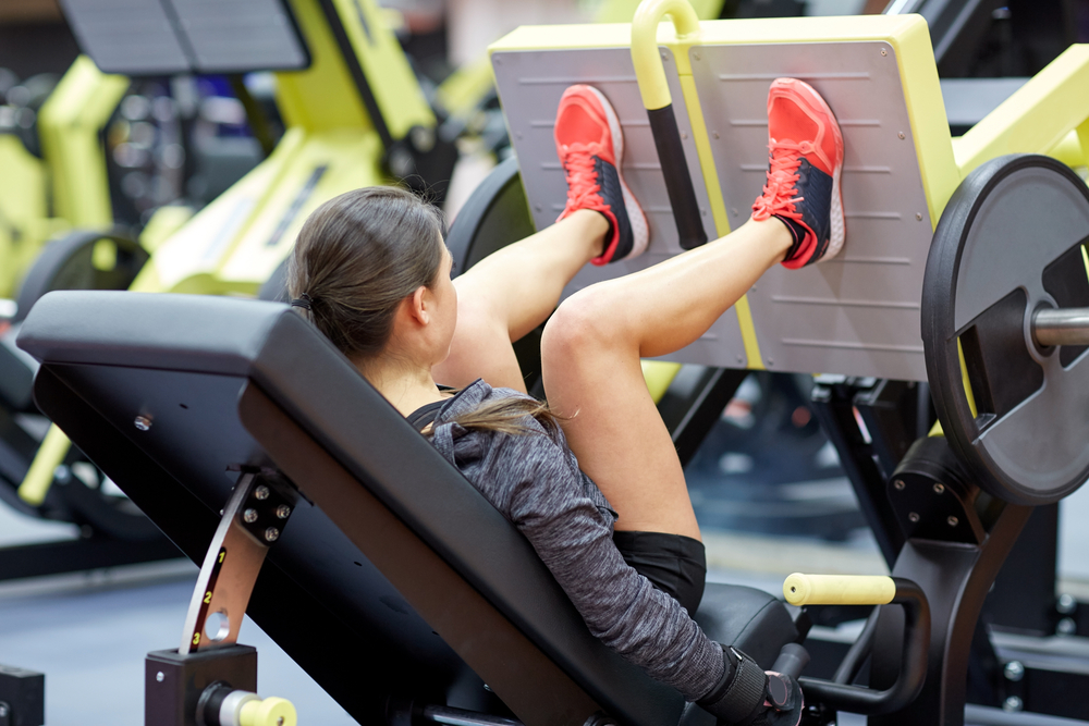 3 Leg Exercises For the Gym (And How To Do Them)!