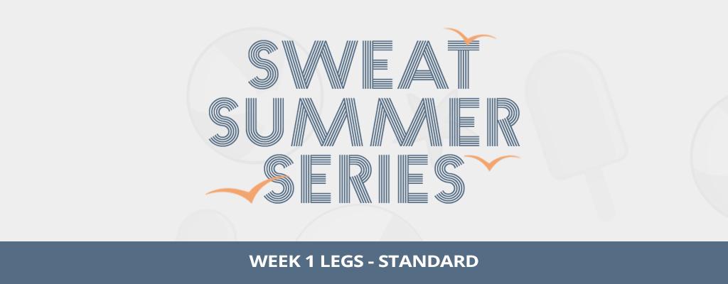 PWR Legs Workout