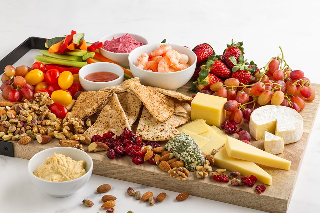 How to Put Together an Epic Platter