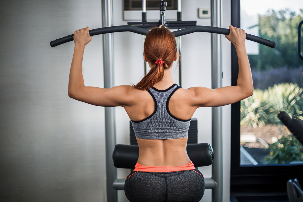 My Top 3 Back Exercises (For the Gym)