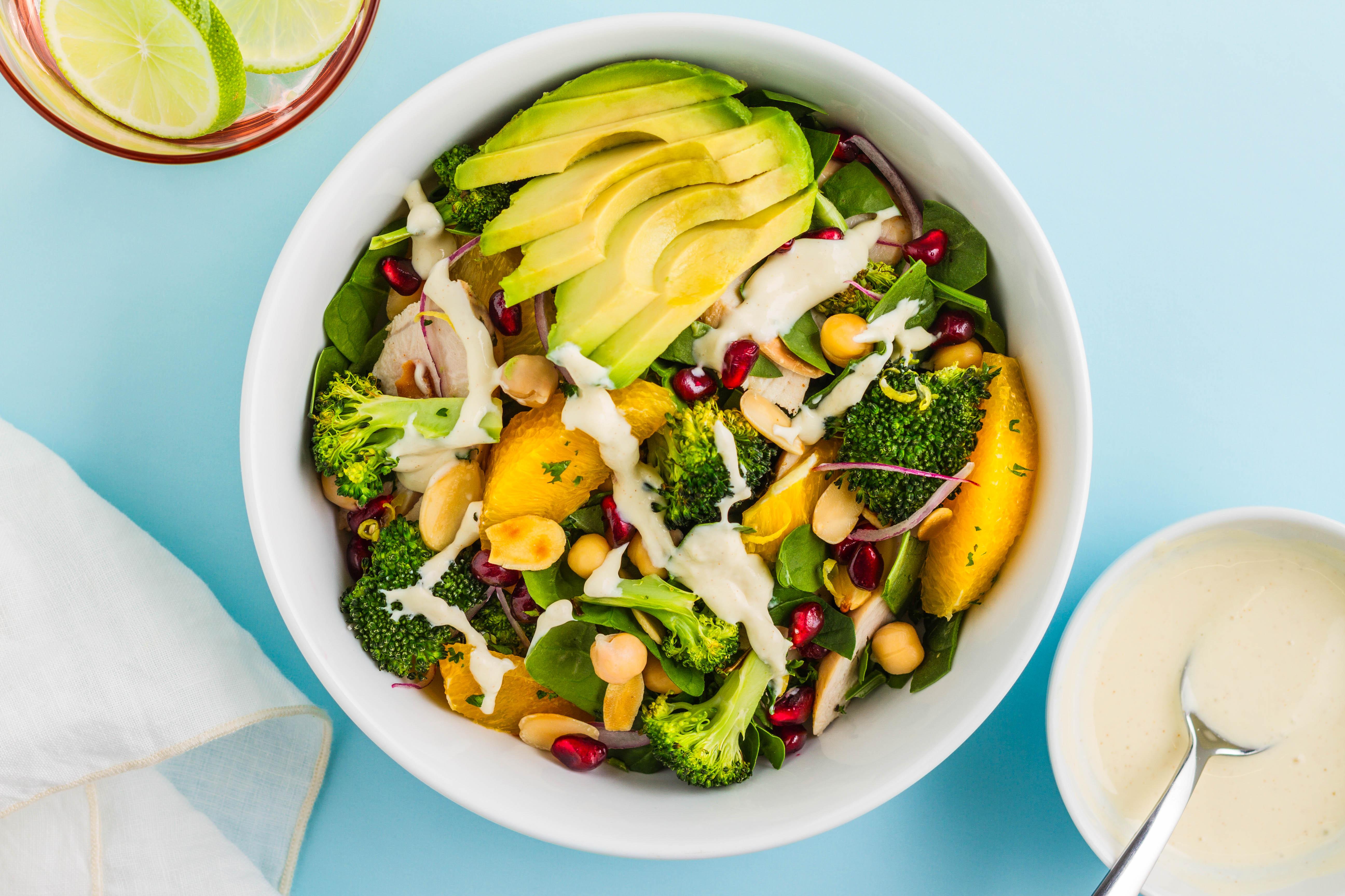 Healthy Winter Lunch Bowl Recipe