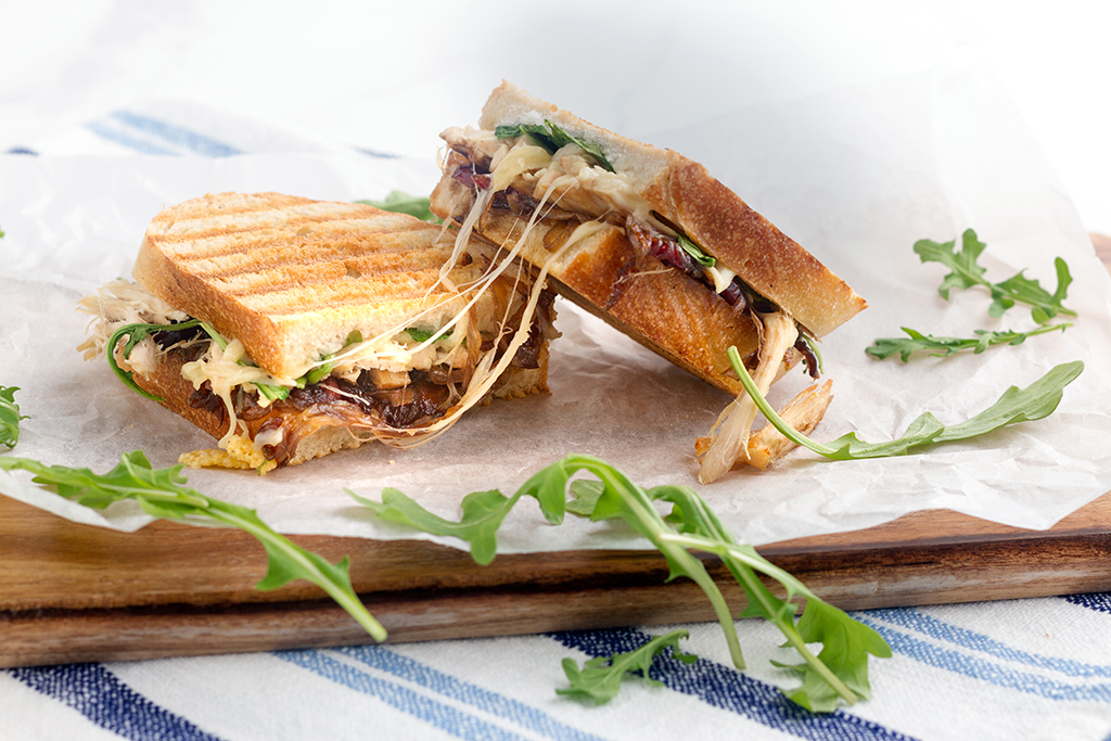 Three Healthy Grilled Cheese Recipes