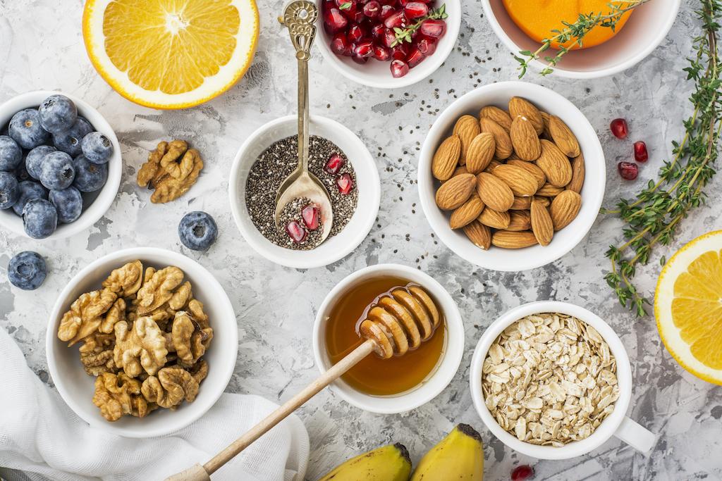 My Top 10 Healthy Snack Recipes