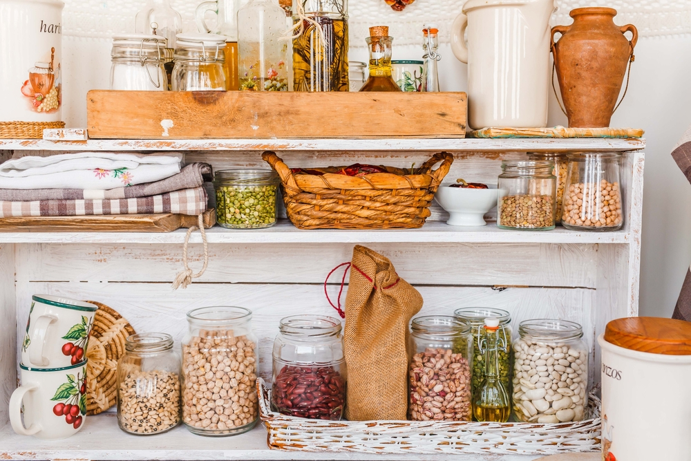 Spring Clean Your Pantry In 8 Steps
