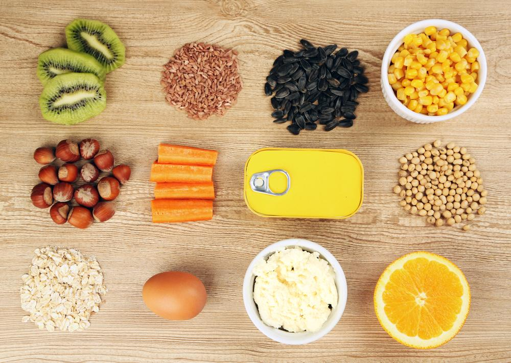 Naturally Vitamin-Rich Foods To Add Into Your Diet
