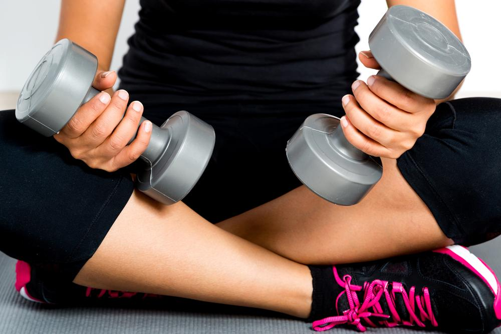 7 Reasons You Should Start Weight Training