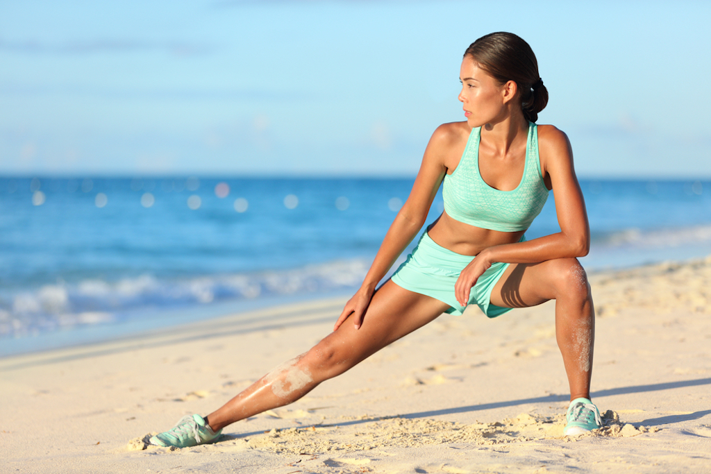 A Quick Inner Thigh Workout To Challenge You