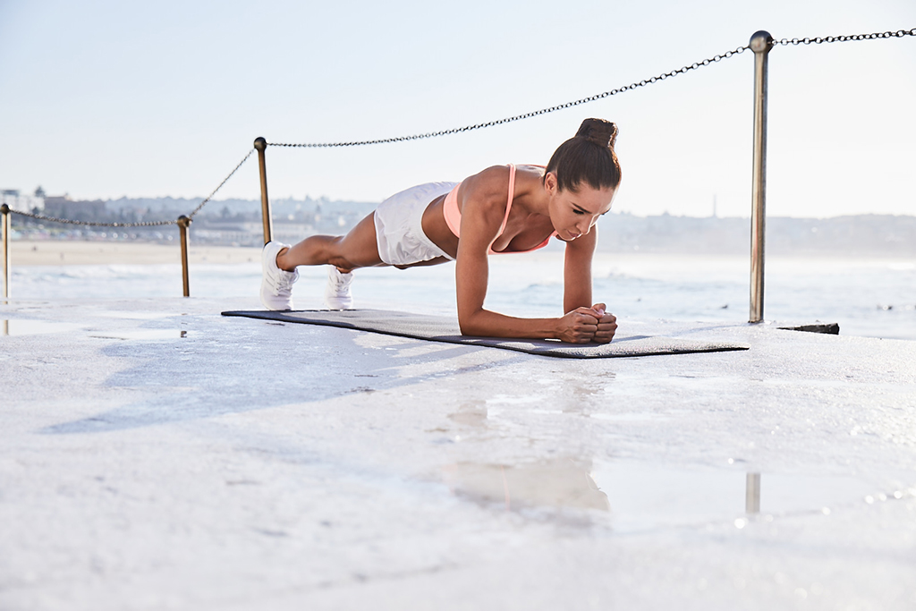 How To Plank For Core Strength
