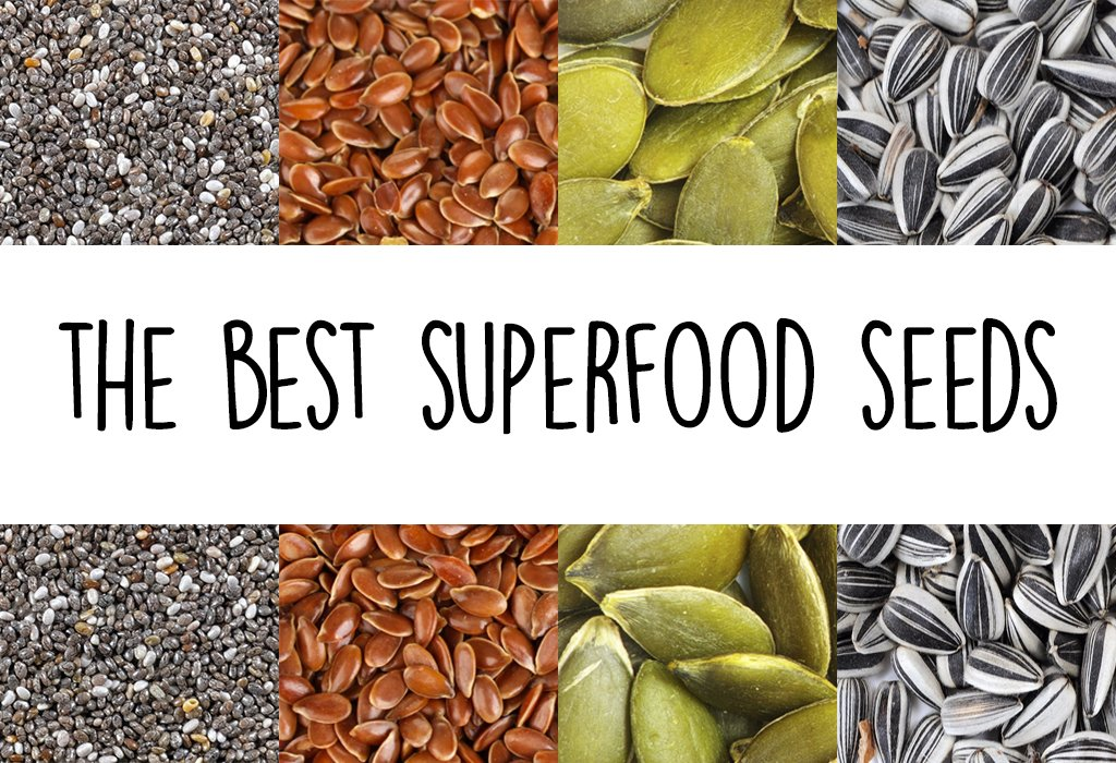 The BEST Superfood Seeds