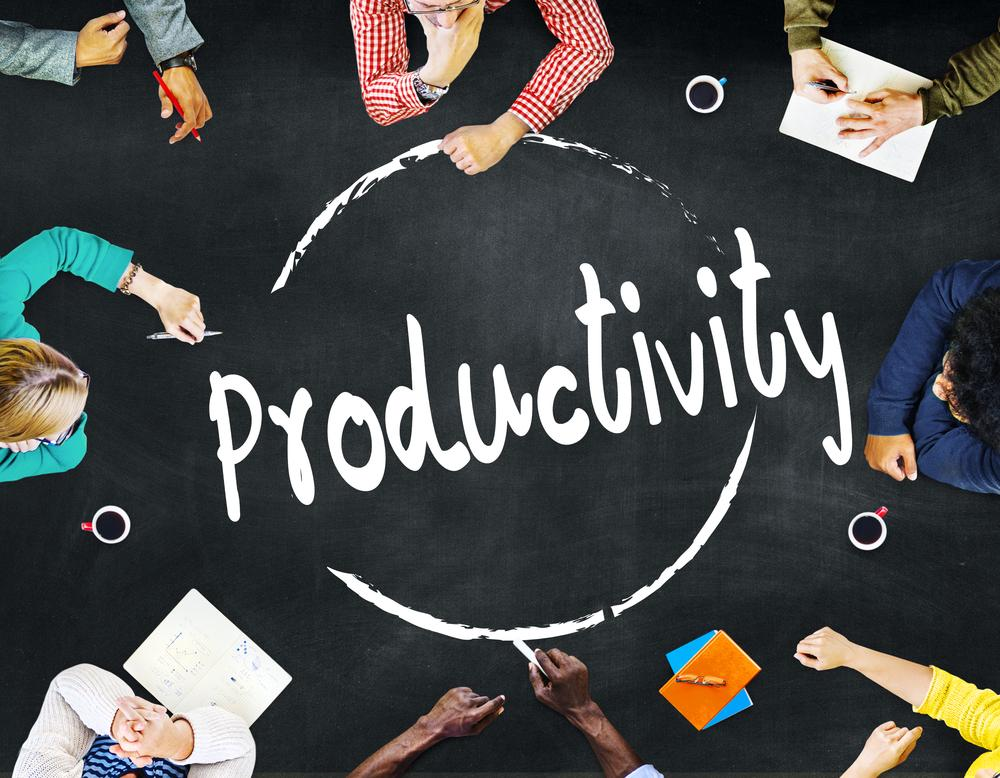 Ways To Be More Productive
