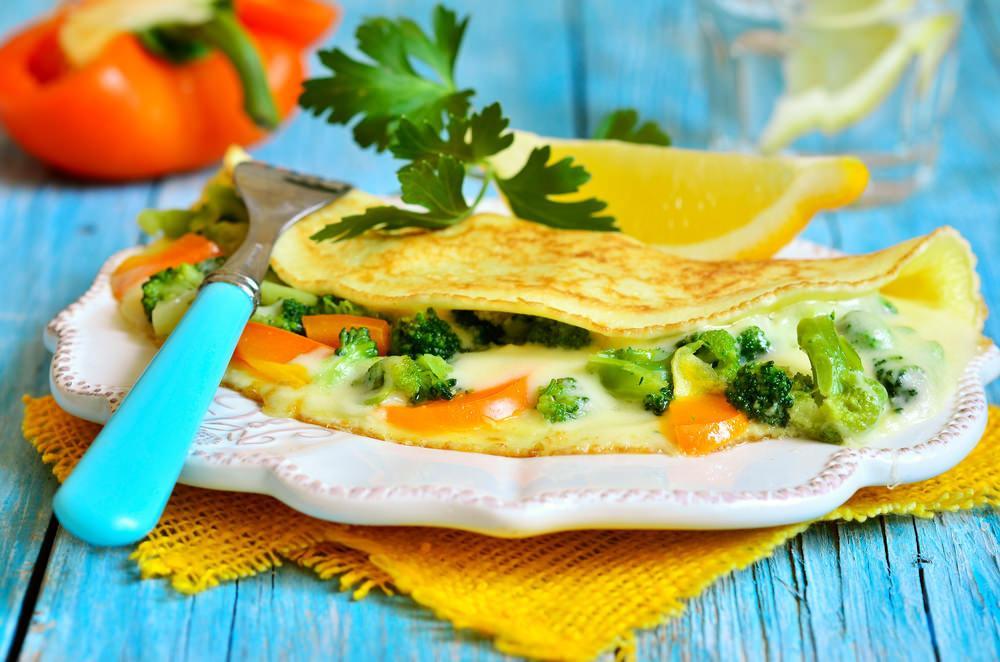 The Best Egg White Omelette Recipe