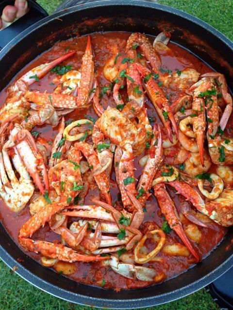 My Mama's Seafood Secret Recipe