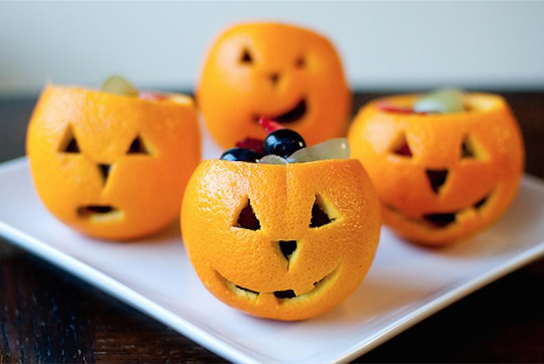 Healthy Halloween Treat Recipes!