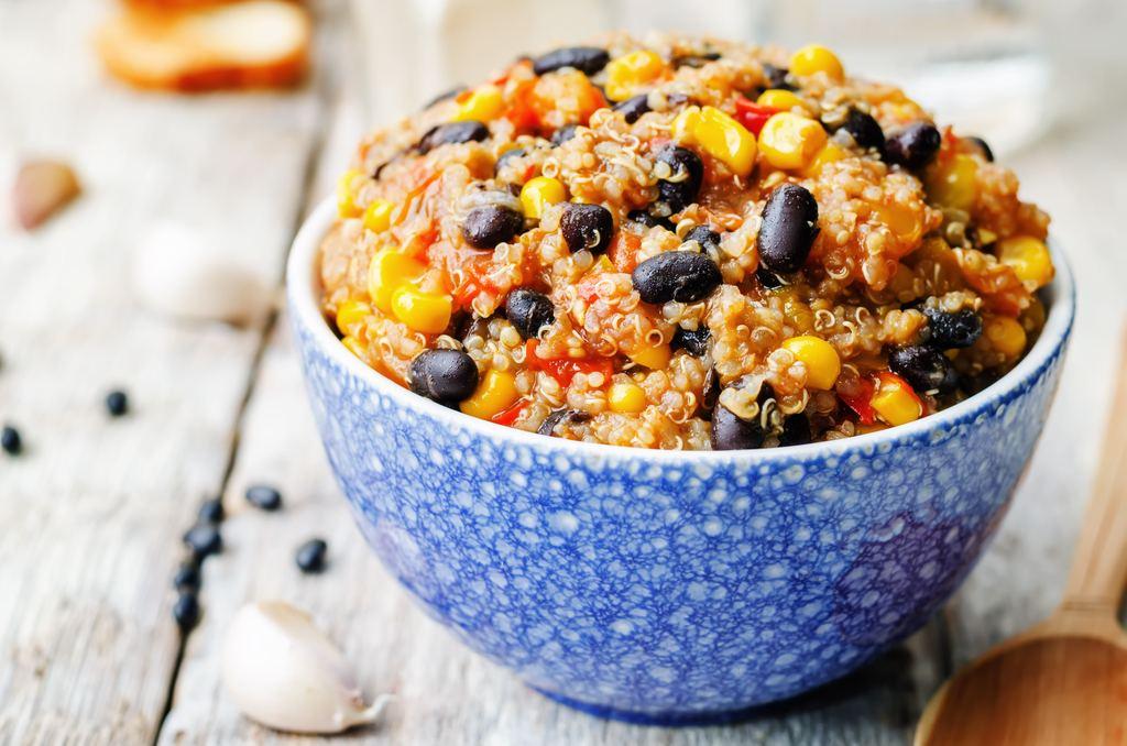 Mexican Quinoa Recipe