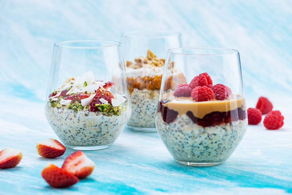 How To Make Overnight Oats & 3 Delicious Toppings