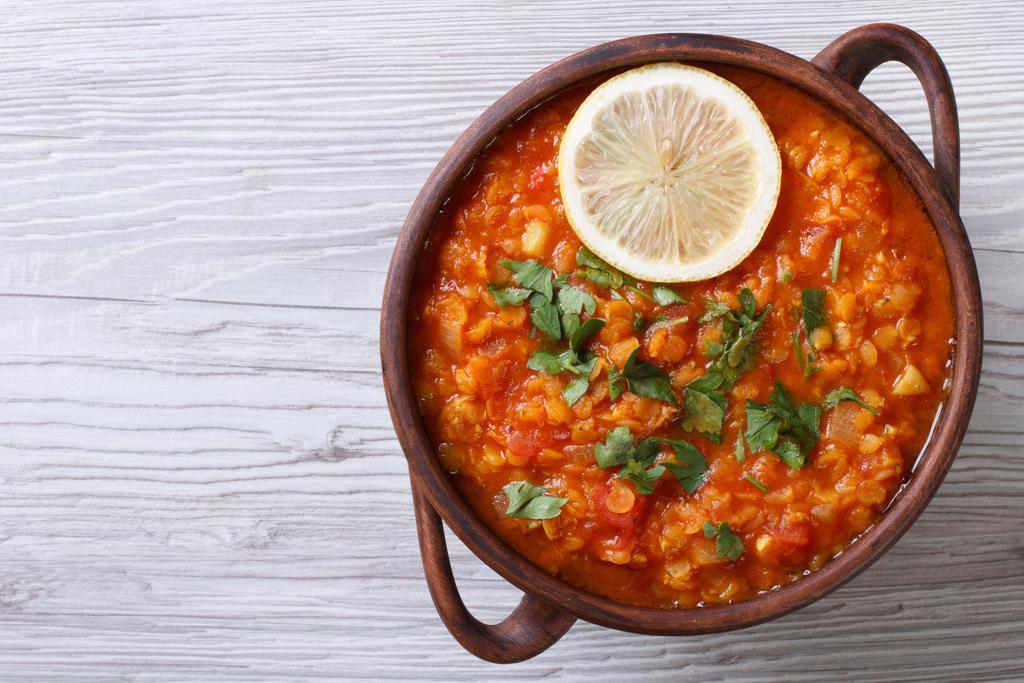 Greek Style Lentil Soup Recipe