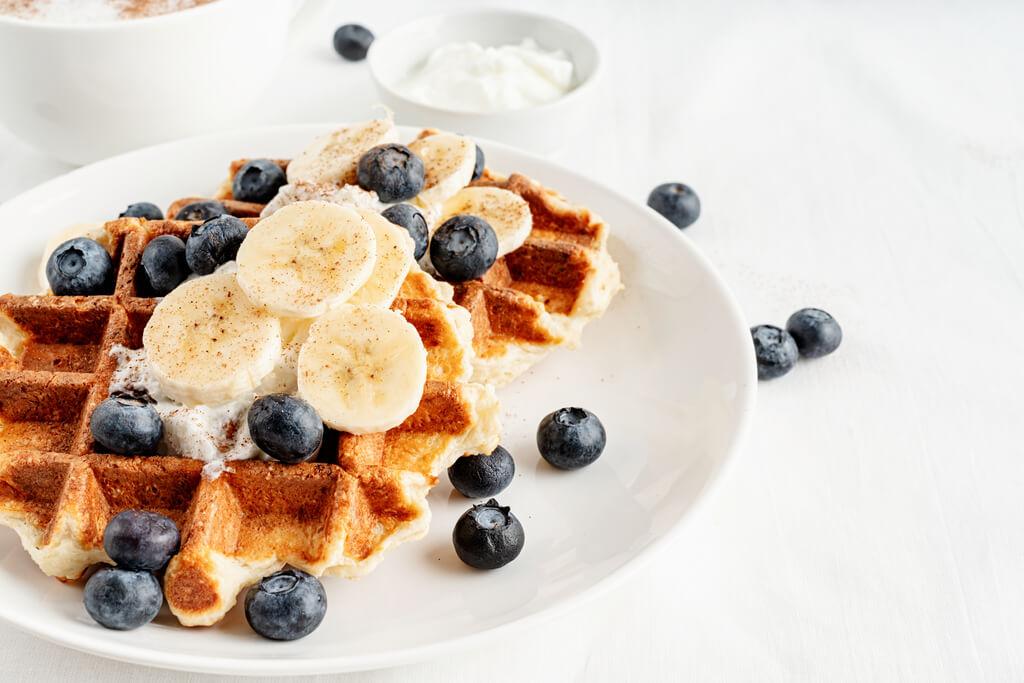 Healthy Waffles Recipe