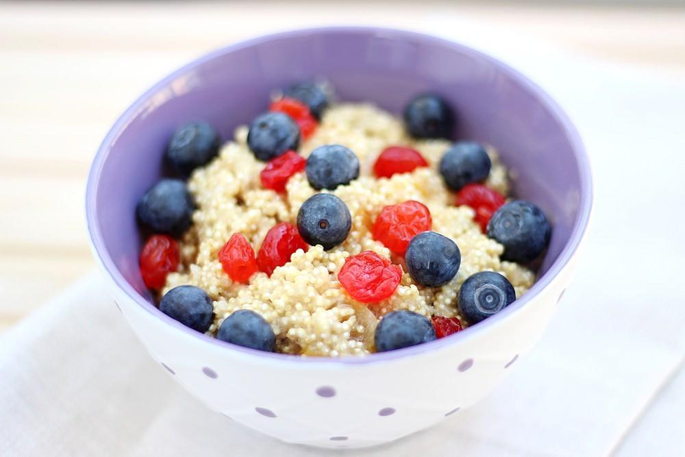 Healthy Quinoa Porridge Recipe