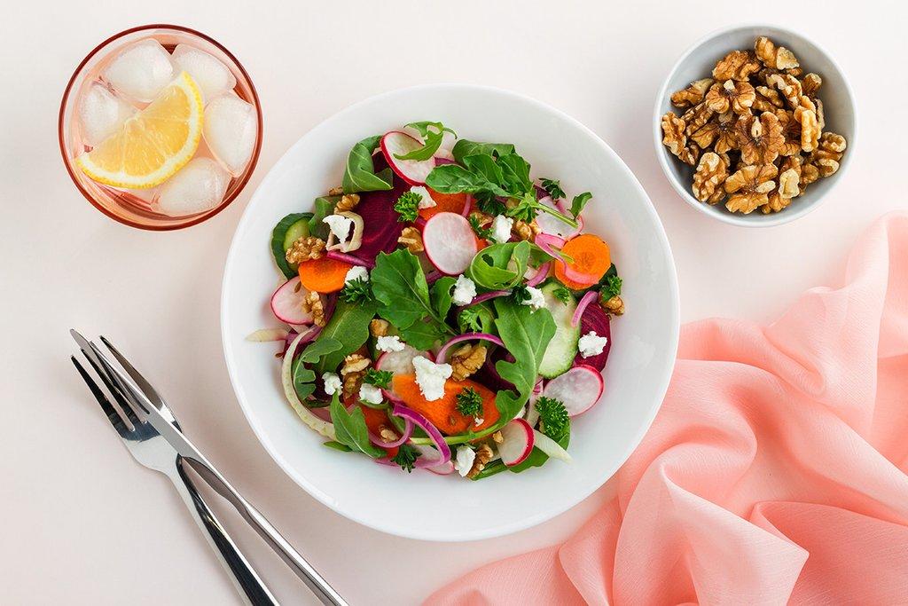 Pickled Vegetable Salad Recipe