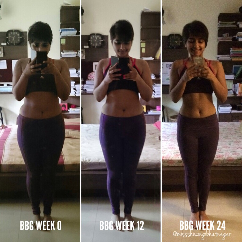 Strong, Fit & Confident BBG Transformations