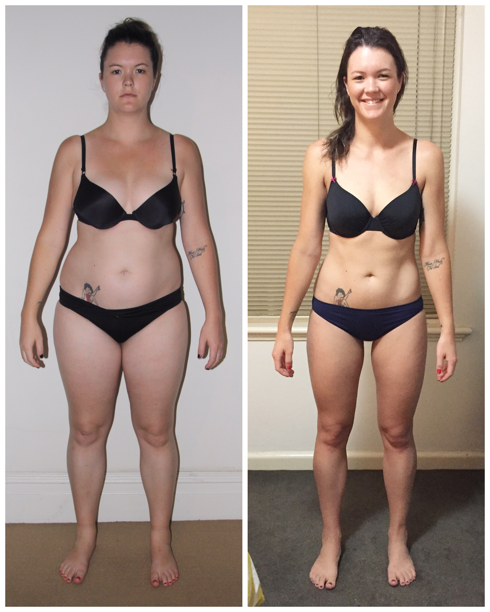 Habit + Hard Work = Incredible BBG Results!