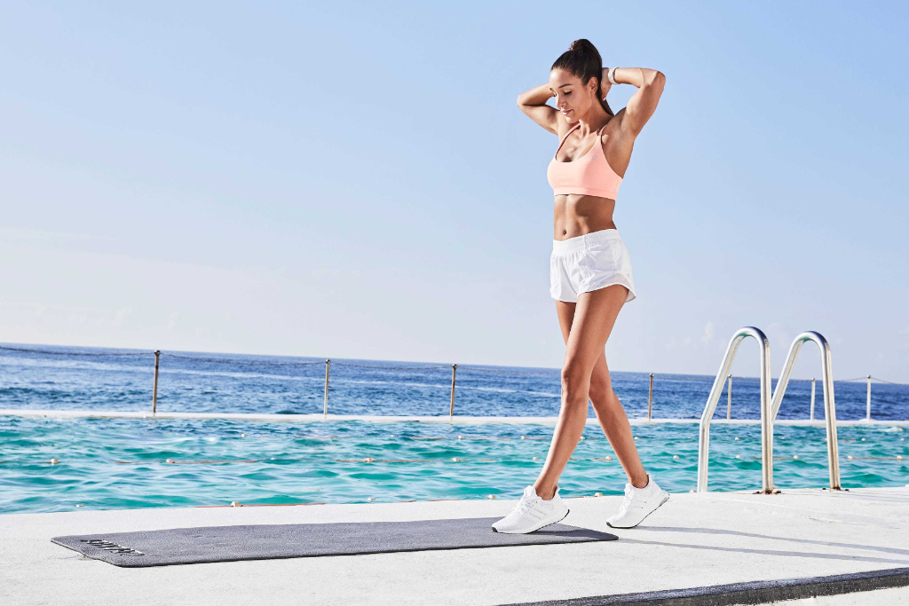Free High Intensity With Kayla (Formerly BBG) Workout