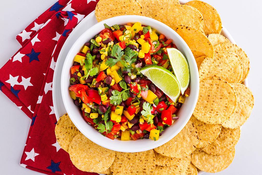 Rainbow Salsa Recipe
