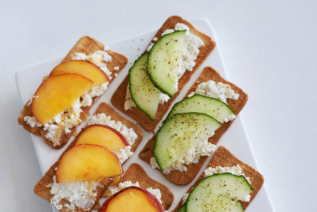How To Make Your Afternoon Snack Healthier