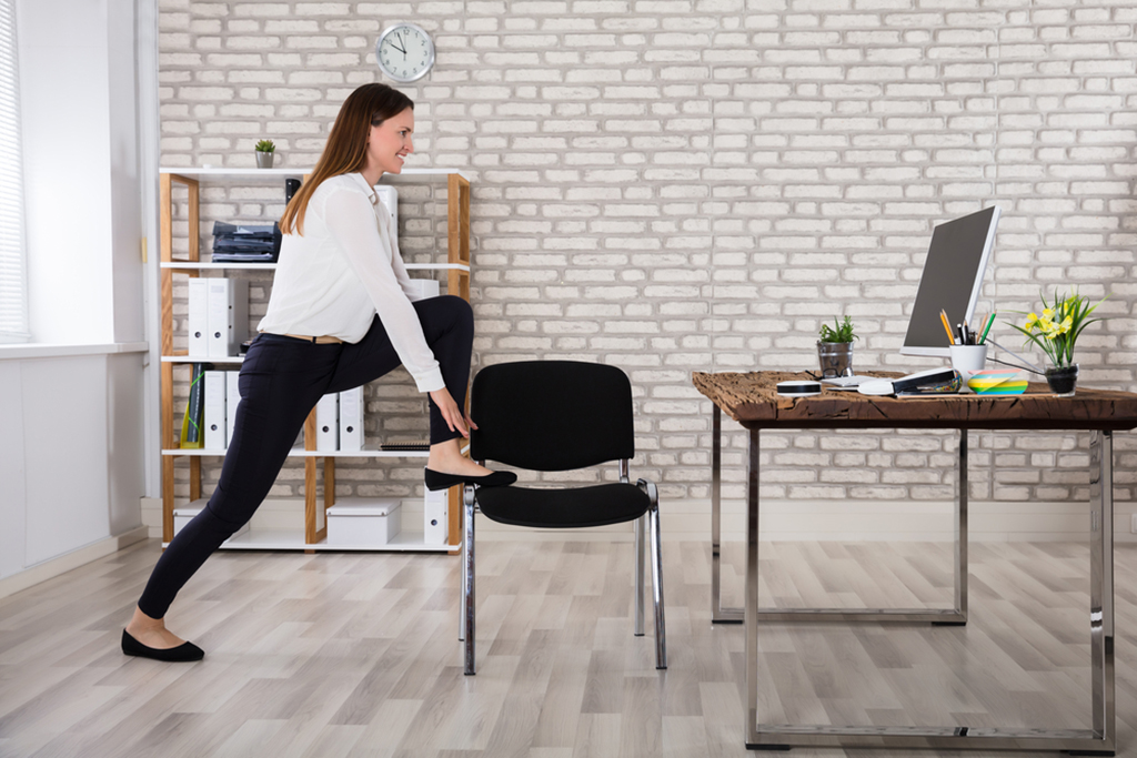 How To Be Healthier At Work