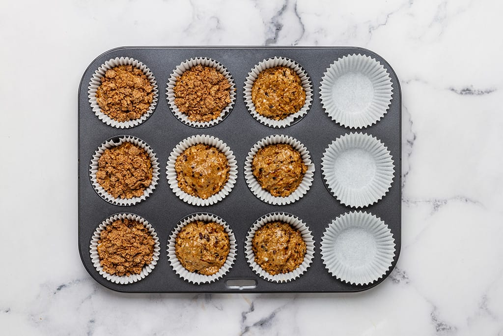 Healthy Coffee Muffins