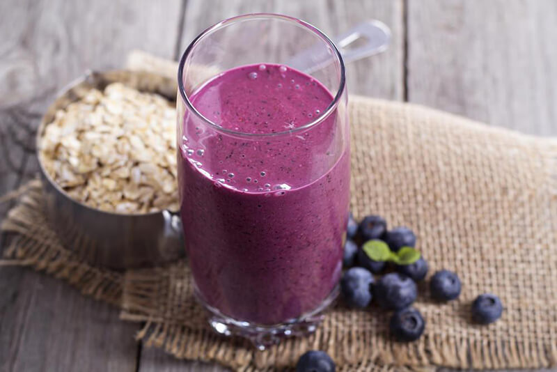 Berry Orange Creamsicle Post-Workout Smoothie