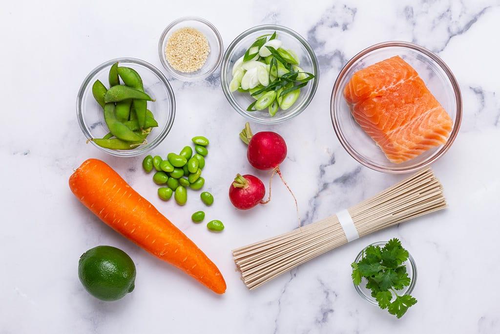 Soba Noodles Recipe Ingredients