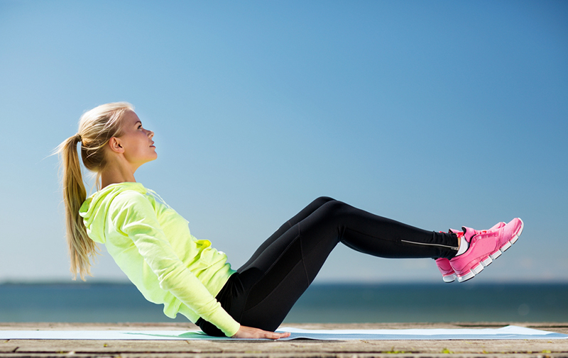 Exercise To Debloat Fast