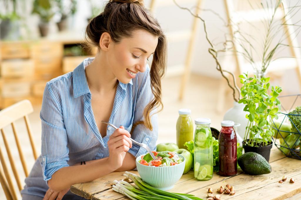 5 Health Benefits Of A Vegan Diet