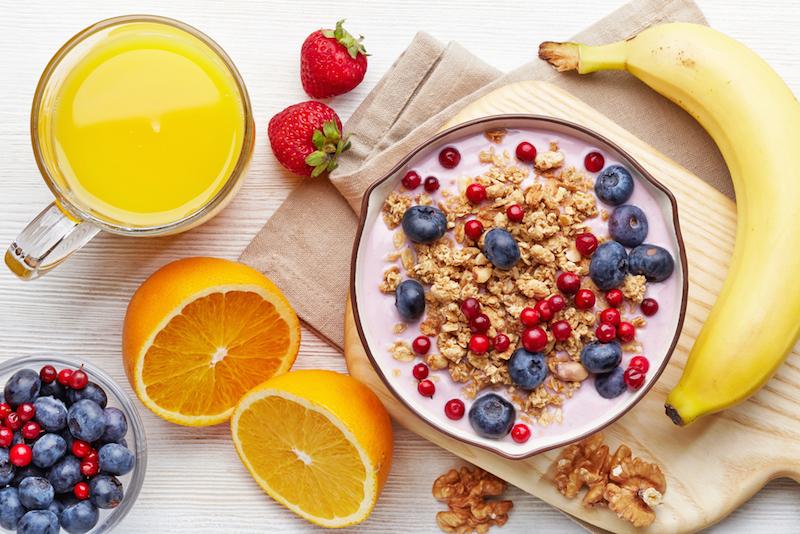 Eat Breakfast After A Binge