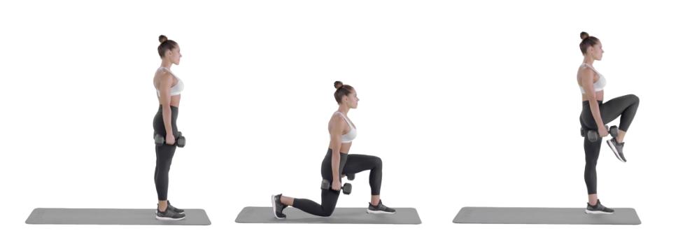 Kelsey Wells Workout Superset