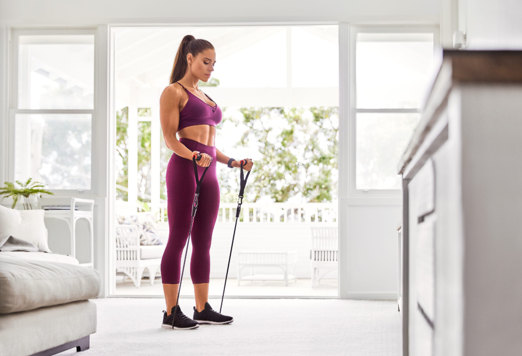 Best Resistance Band Exercises For Building Strength