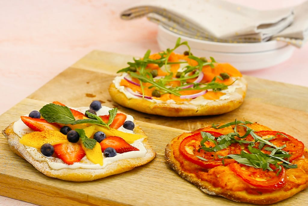 Super Easy Pizza Dough Recipe