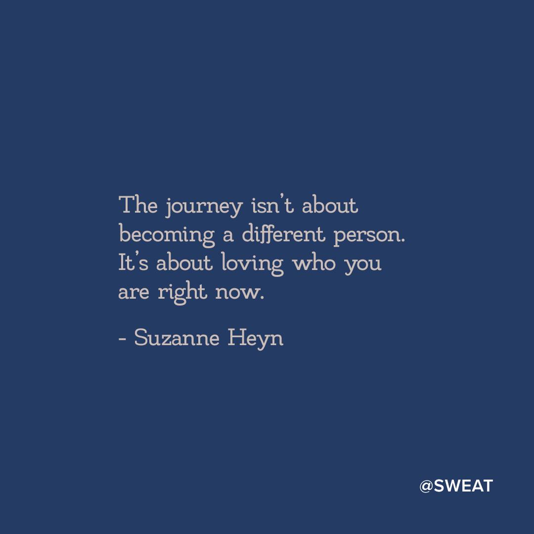 Suzanne Heyn Quote