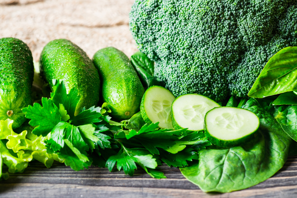 Fat Free Foods Vegetables