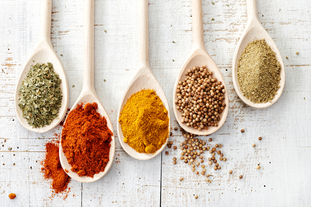 Fat Free Foods Herbs Spices