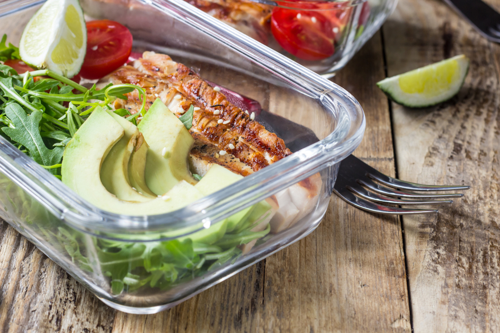 Meal Prep Containers Material