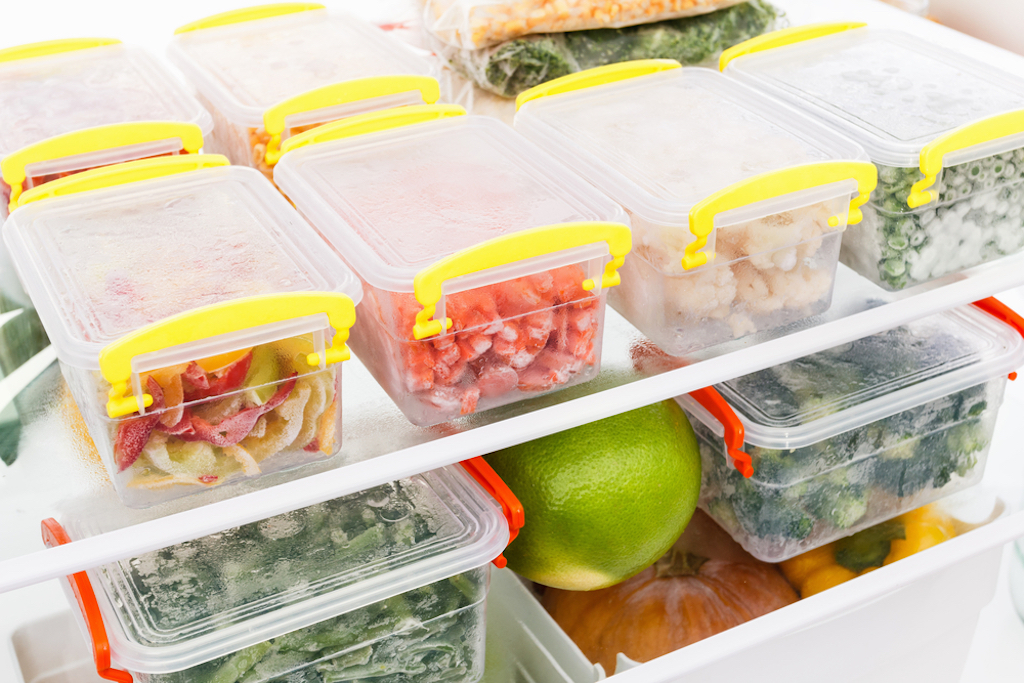 Meal Prep Containers Freezer