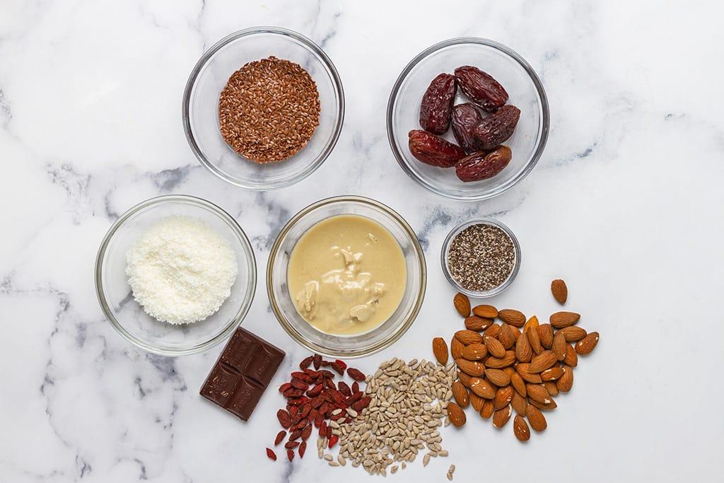 Homemade Vegan Protein Bars