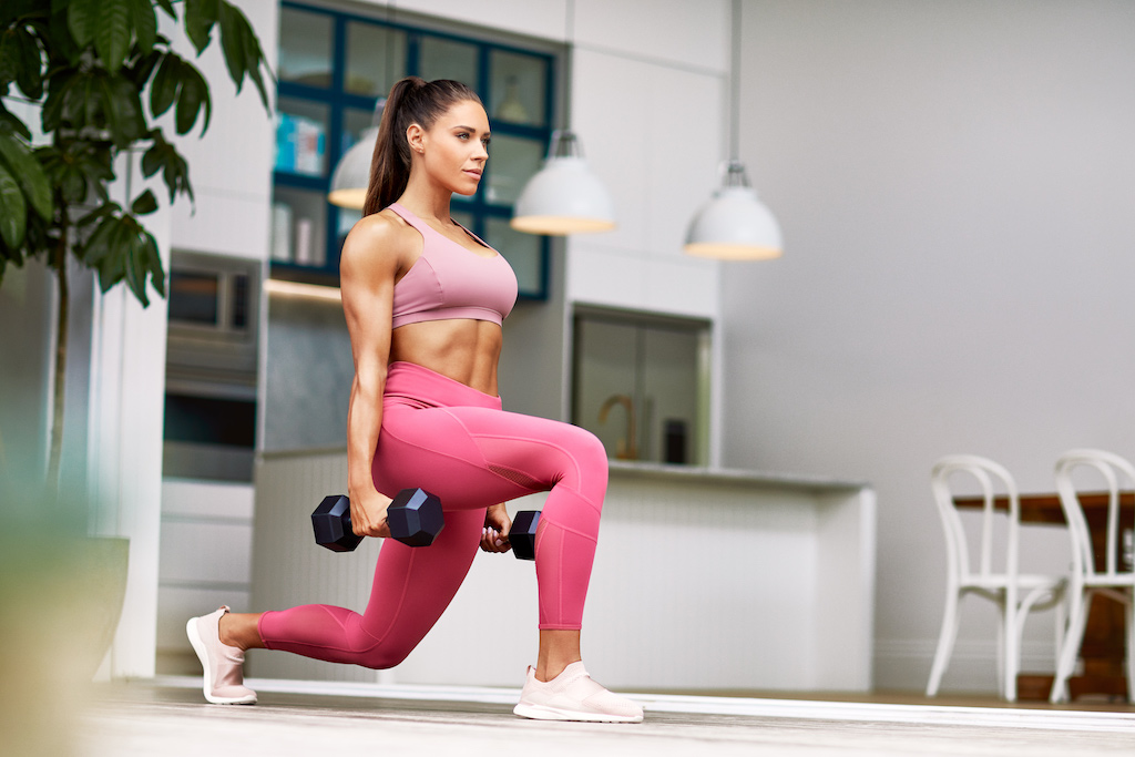 Free PWR At Home Workout