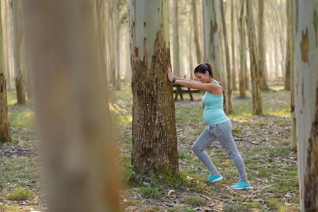 Pregnancy Fatigue Exercise