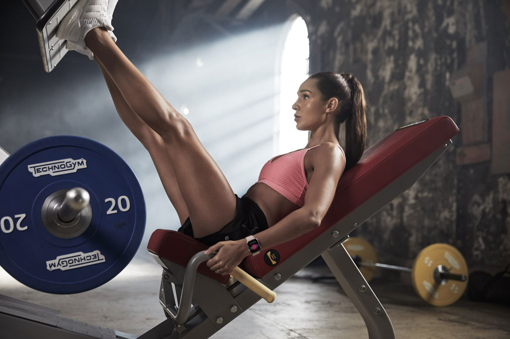 6 Glute Strengthening Exercises For the Gym
